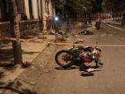 2 thanh niên chết bí ẩn trước cổng trường học ở Sài Gòn