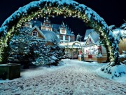 Muốn đón Noel theo cách truyền thống không thể bỏ qua những điểm đến này