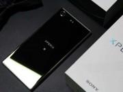 Xperia XZ1 thiết kế đẹp, dùng chip khủng Snapdragon 845