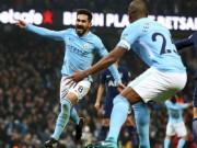 """Tổng hợp Ngoại hạng Anh V18: Lukaku  """" hồi sinh """" , Man City xứng danh kẻ hủy diệt"""