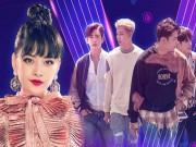Dù bị chê, Chi Pu vẫn được mời hát cùng sao Hàn