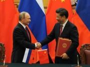 """Nếu Mỹ  """" động binh """" , Nga - Trung ngay lập tức liên minh quân sự?"""