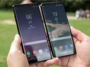 Những smartphone có màn hình thiết kế đẹp nhất 2017