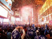 """10 đại tiệc đón năm mới 2018  """" nóng rẫy """"  trên khắp hành tinh"""