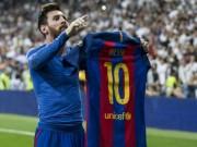 Messi tịt ngòi,  xịt  11m: Viên đạn bọc đường đấu Real siêu kinh điển