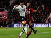 Video, kết quả bóng đá Bournemouth - Liverpool: Siêu sao lên đồng, chiến công quả cảm