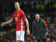 """Nguy cơ MU: Mourinho sẽ thành  """" kẻ thù """"  của Ibra, như Guardiola?"""