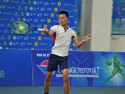 Giải tennis các cây vợt xuất sắc Việt Nam: Hạt giống số 1 gây sốc