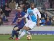 """Ngày khoe Giày vàng, Messi siêu  """" chân gỗ """" , hỏng cả 11m"""