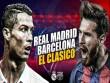 """Siêu kinh điển: Ronaldo ngông cuồng, Barca  """" thách """"  Real vô địch La Liga"""