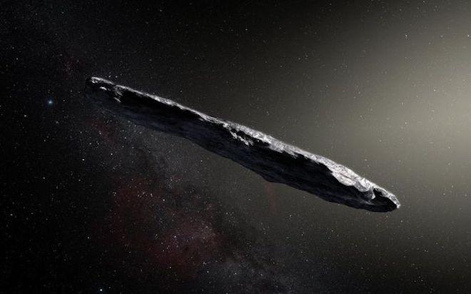 """""""Lớp áo"""" bí ẩn của thiên thể giống tàu vũ trụ ngoài hành tinh - 1"""