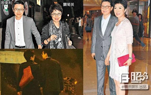 Sao TVB trở thành tỷ phú nhờ kết hôn với người tình đồng tính - 5