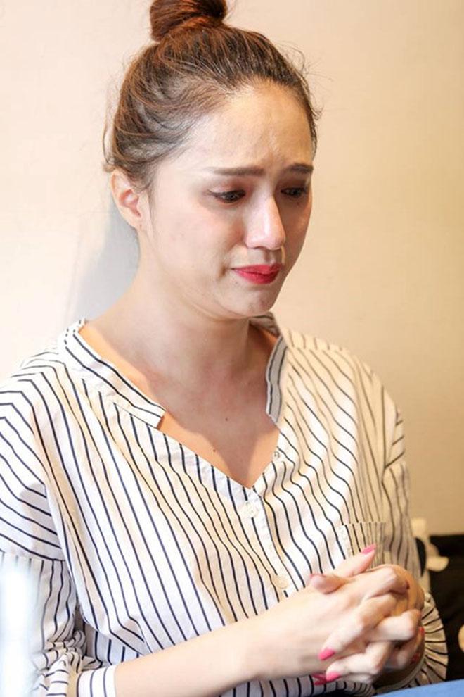 Hương Giang Idol bị trầm cảm 20 ngày không ngủ, muốn chết từ 6 năm trước - 2