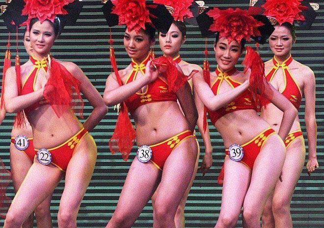 Phát ngất vì cuộc thi Hoa hậu Cải thảo, Bò sữa ở Trung Quốc - 9