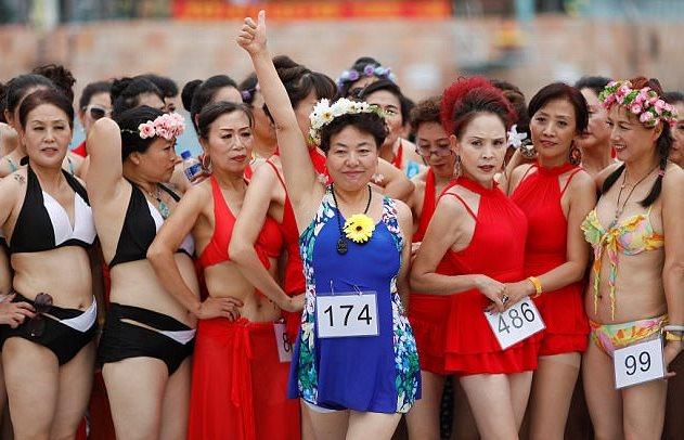 Phát ngất vì cuộc thi Hoa hậu Cải thảo, Bò sữa ở Trung Quốc - 11