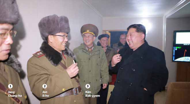 4 người Triều Tiên quan trọng đến nỗi Kim Jong-un cũng phải kiêng dè - 1