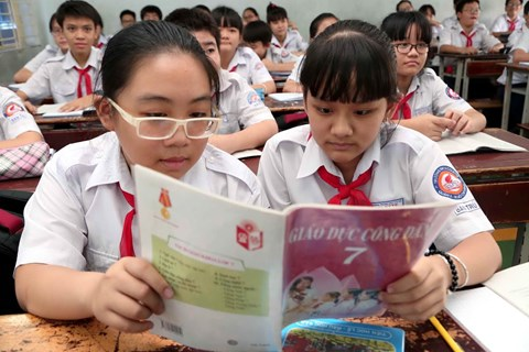Bộ GD&ĐT sẽ đánh giá năng lực để tuyển sinh lớp 6? - 1