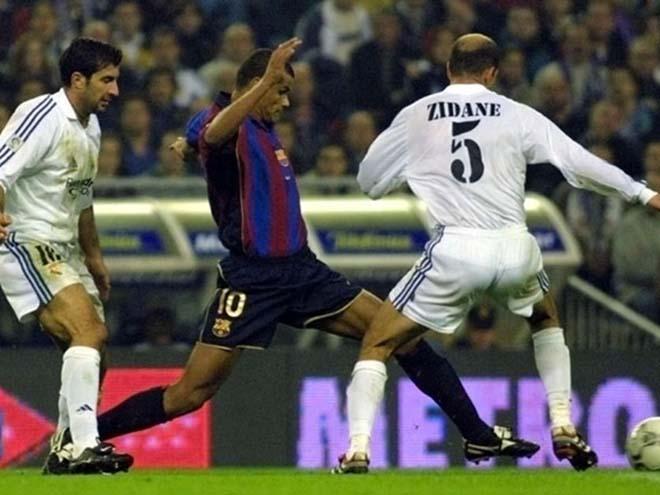 Raul thư hùng Rivaldo: Trận Siêu kinh điển khiến Messi - Ronaldo bái phục - 1
