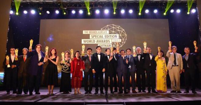 Lộ diện cá nhân & doanh nghiệp đoạt Giải thưởng Thương hiệu xuất sắc Thế giới - 3