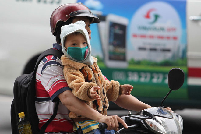 Người Sài Gòn co ro trong gió lạnh - 6