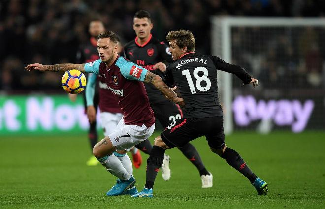 """Arsenal – West Ham: Chờ xem David Moyes """"đập Pháo"""" - 1"""