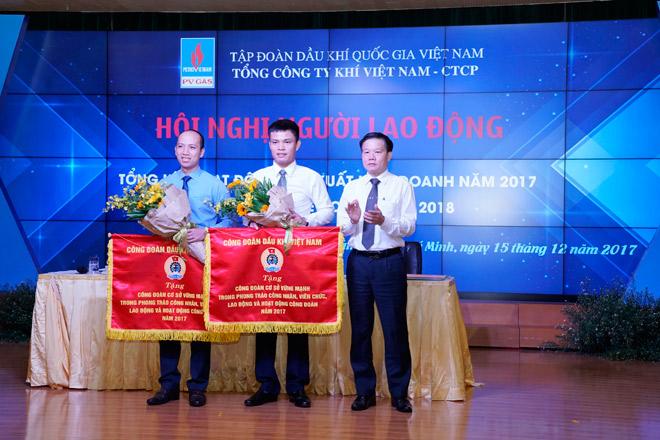 PV GAS chào mừng thắng lợi năm 2017 - 5