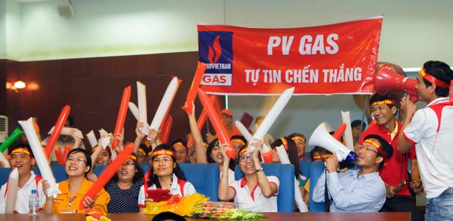 PV GAS nỗ lực vì sự phát triển của toàn ngành Dầu khí - 5