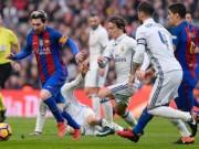 """Real đấu Barca: Real lo khóa Messi, dễ sổng  """" xe tăng """"  36 triệu bảng"""