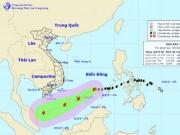 Bão số 15 áp sát quần đảo Trường Sa, khả năng còn mạnh thêm