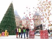 Bỏ túi 6 địa điểm vui chơi Noel cực chất không thể bỏ qua ở Đà Nẵng