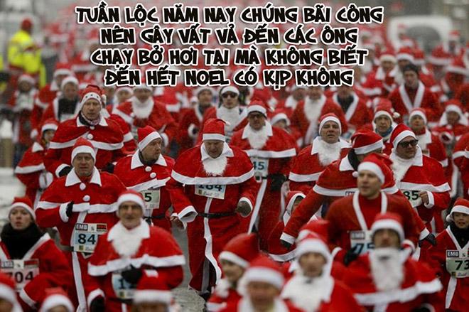 """""""Lật tẩy"""" những chiêu trò của ông già Noel trong đêm giáng sinh - 2"""