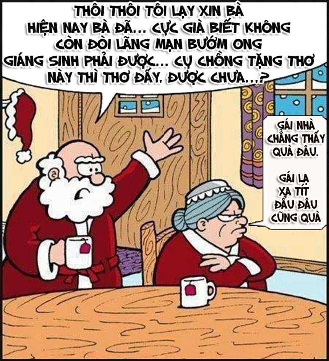 """""""Lật tẩy"""" những chiêu trò của ông già Noel trong đêm giáng sinh - 8"""