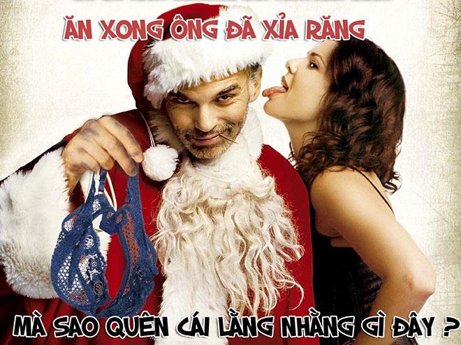 """""""Lật tẩy"""" những chiêu trò của ông già Noel trong đêm giáng sinh - 6"""