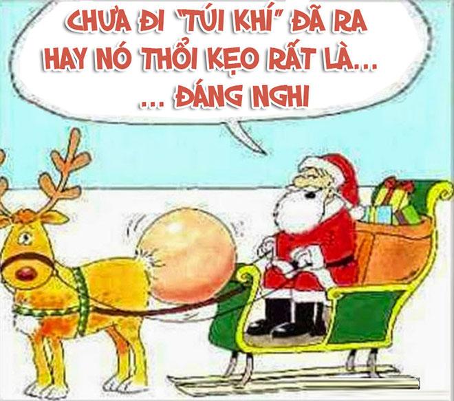 """""""Lật tẩy"""" những chiêu trò của ông già Noel trong đêm giáng sinh - 7"""