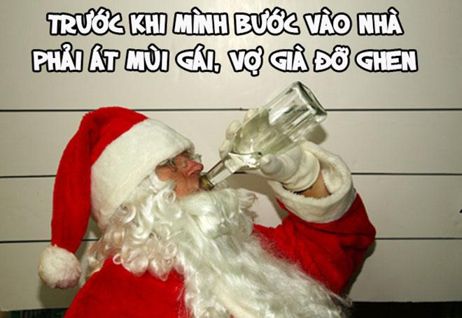 """""""Lật tẩy"""" những chiêu trò của ông già Noel trong đêm giáng sinh - 3"""