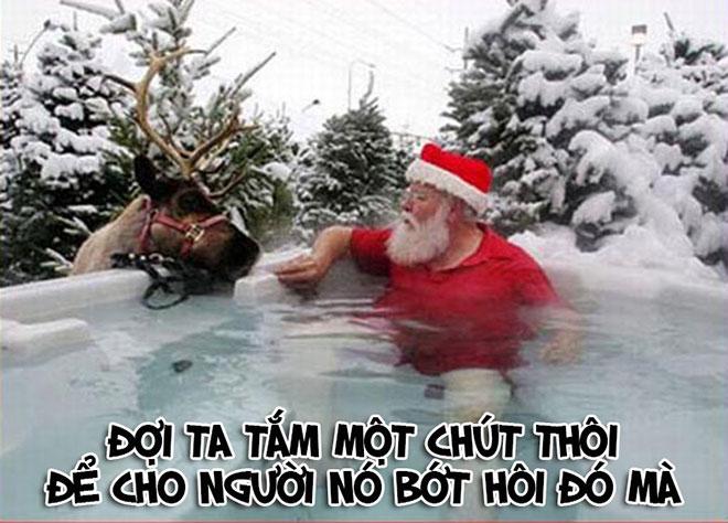 """""""Lật tẩy"""" những chiêu trò của ông già Noel trong đêm giáng sinh - 4"""