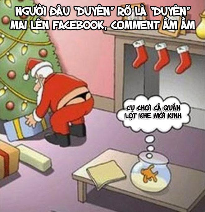 """""""Lật tẩy"""" những chiêu trò của ông già Noel trong đêm giáng sinh - 9"""