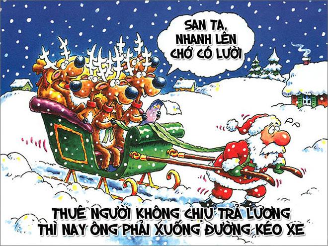 """""""Lật tẩy"""" những chiêu trò của ông già Noel trong đêm giáng sinh - 14"""