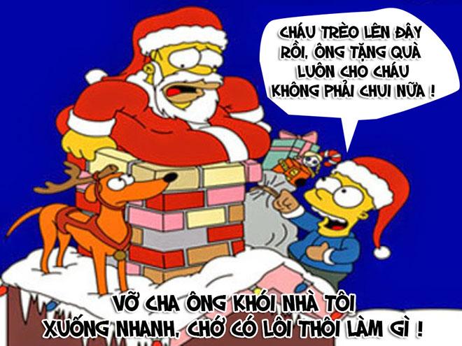 """""""Lật tẩy"""" những chiêu trò của ông già Noel trong đêm giáng sinh - 10"""