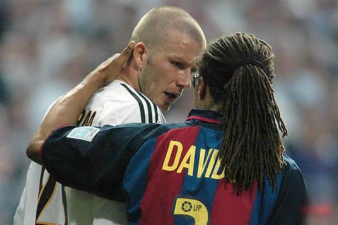 "Xavi - Davids đấu Beckham - Figo: Dấu chấm hết cho ""Galacticos 1.0"" - 2"