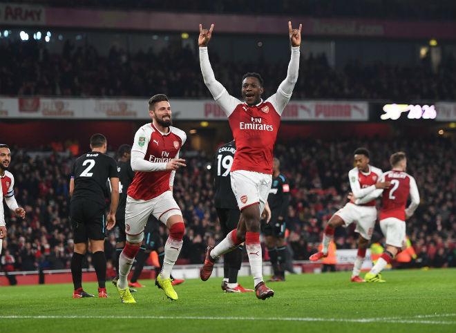 Arsenal - West Ham: Phút xuất thần của cựu sao MU - 1