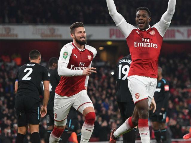 Arsenal - West Ham: Phút xuất thần của cựu sao MU - 2