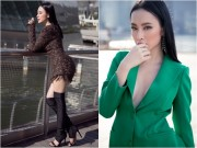 """Angela Phương Trinh mặc  """" phong phanh """"  giữa trời Đông"""