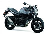 Suzuki công bố giá mô hình SV650X 2018