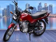 Giáp tết, xe côn tay Suzuki GD110HU giảm mạnh