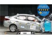 Toyota Vios 2018: Vừa rẻ vừa an toàn
