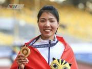 Thảo  Bò vàng  vượt Ánh Viên dẫn đầu bầu chọn ở Cúp chiến thắng 2017