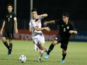U19 Việt Nam - U21 Thái Lan: Vàng rơi phút cuối, rượt đuổi 6 bàn