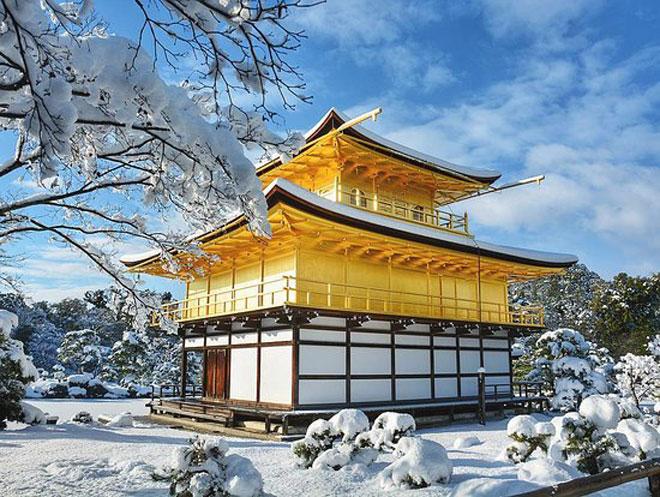 7 địa điểm đón mùa đông sẽ khiến bạn yêu Nhật Bản ngay lập tức - 3