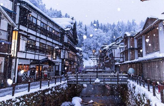 7 địa điểm đón mùa đông sẽ khiến bạn yêu Nhật Bản ngay lập tức - 1